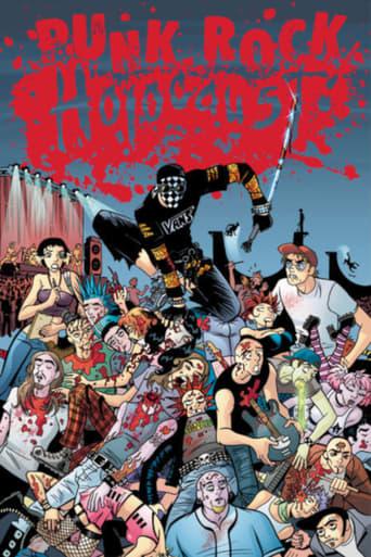 Poster of Punk Rock Holocaust