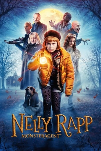 Poster of Nelly Rapp – Monster Agent