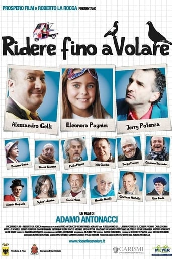 Poster of Ridere fino a volare