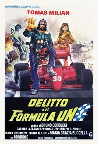 Crime in Formula One