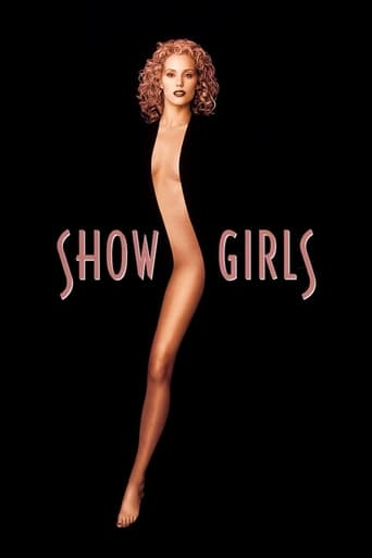 Poster of Showgirls