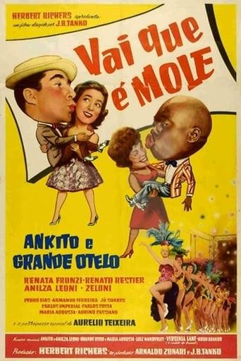 Poster of Vai Que é Mole