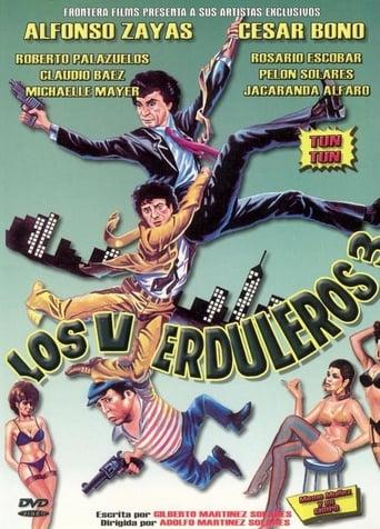 Poster of Los verduleros 3