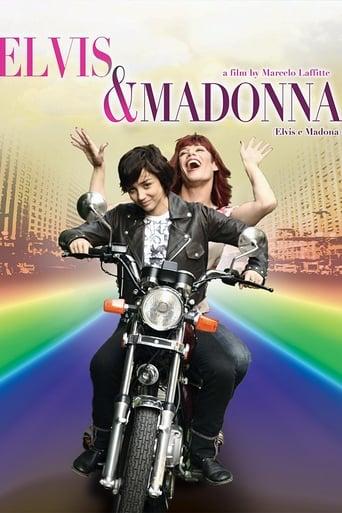 Poster of Elvis & Madona