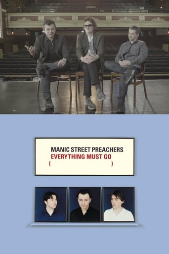 Poster of Manic Street Preachers: Escape from History