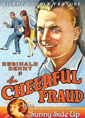 Poster of The Cheerful Fraud