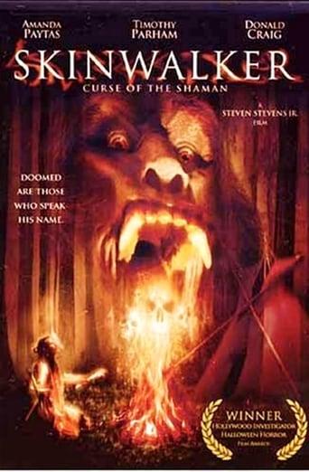 Skinwalker: Curse of the Shaman poster