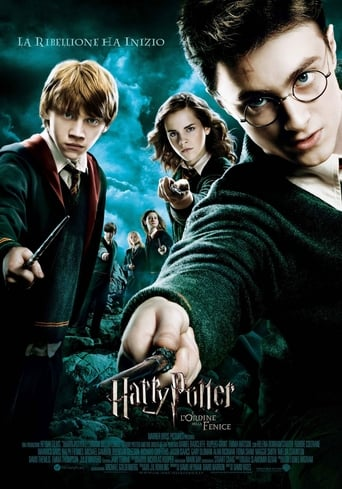 Poster of Harry Potter e l'ordine della fenice