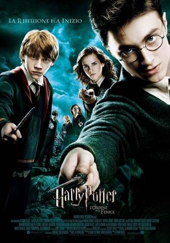 Poster of Harry Potter e l'ordine della fenice