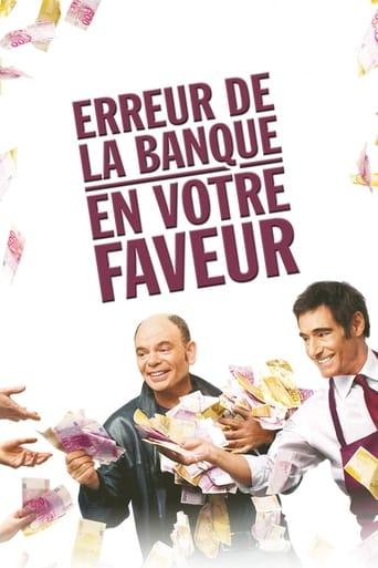 Poster of Erreur de la banque en votre faveur