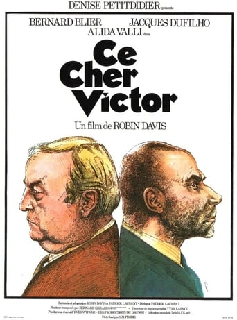 Poster of Ce cher Victor