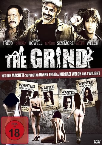 Poster of The Grind