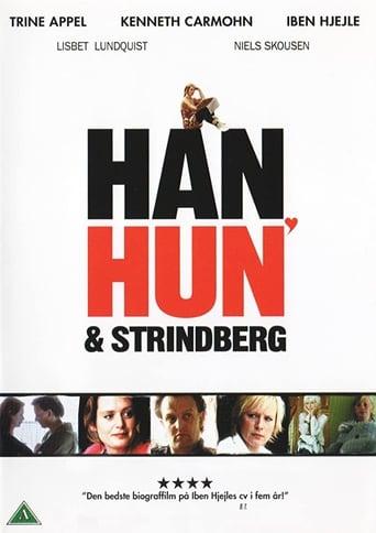 Poster of Han, hun og Strindberg