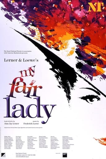 Poster of National Theatre: My Fair Lady