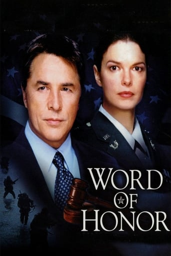 Poster of Word of Honor