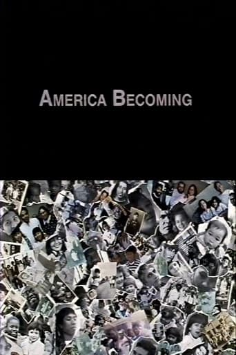 Poster of America Becoming