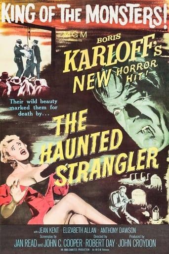 Poster of Grip of the Strangler