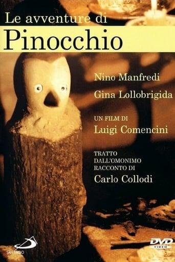 Poster of Le avventure di Pinocchio