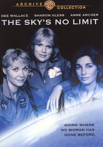 Poster of The Sky's No Limit