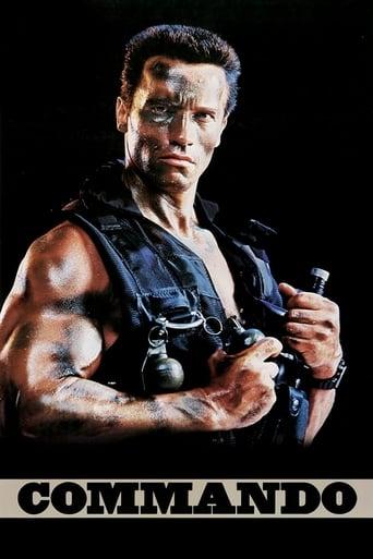Poster of Commando