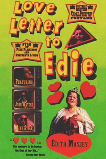Poster of Love Letter to Edie