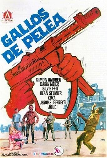 Poster of Gallos de pelea