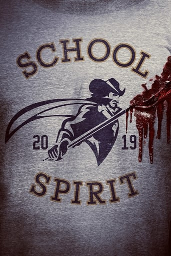 Poster of School Spirit