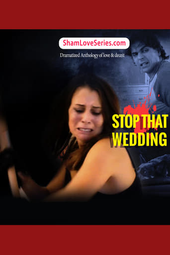 Sham love Series - Stop That Wedding Poster