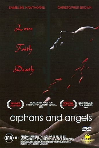 Poster of Orphans and Angels