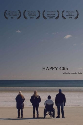 Poster of Happy 40th