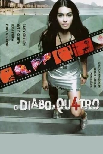 Poster of O Diabo a Quatro