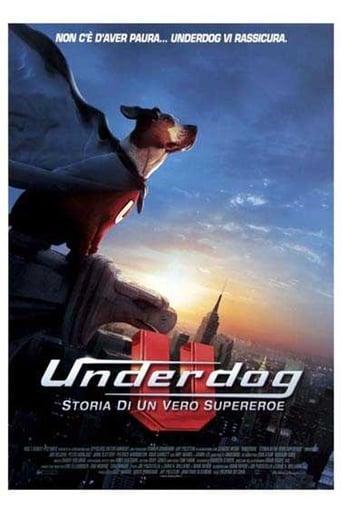 Poster of Underdog - Storia di un vero supereroe