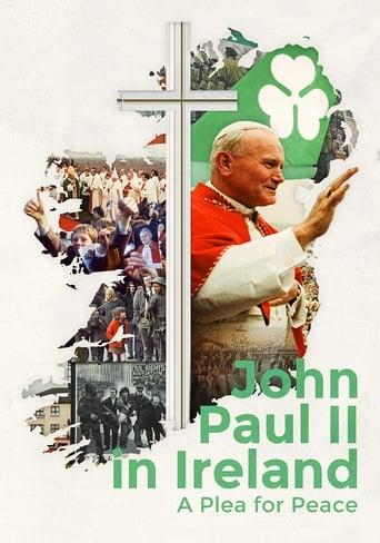 Poster of John Paul II in Ireland: A Plea for Peace