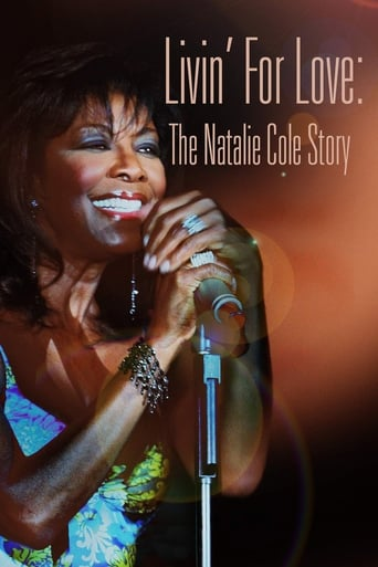 Poster of Livin' for Love: The Natalie Cole Story