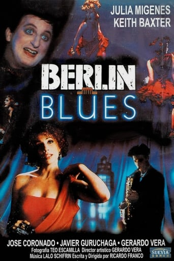 Poster of Berlin Blues