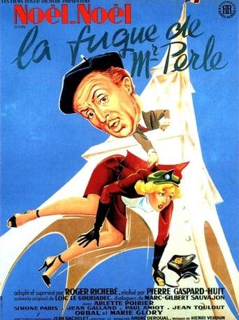 Poster of La fugue de Monsieur Perle