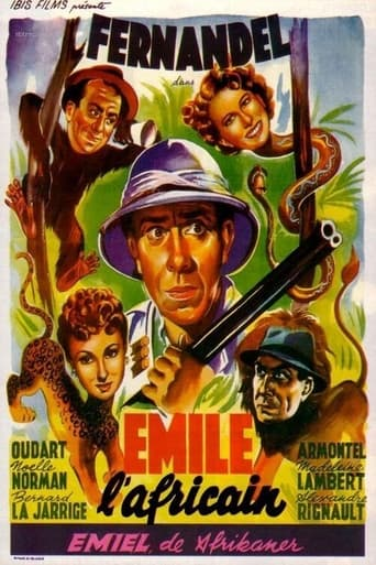 Poster of Émile l'africain