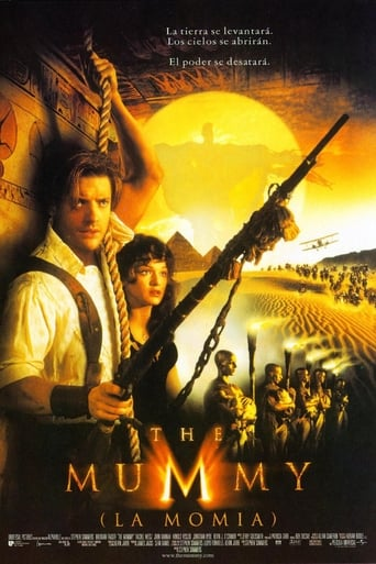 Poster of The Mummy (La momia)