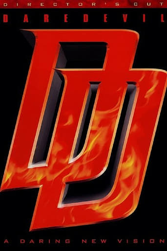 Poster of Daredevil: Director's Cut