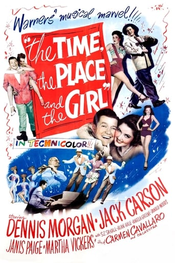 Poster of The Time, The Place and The Girl