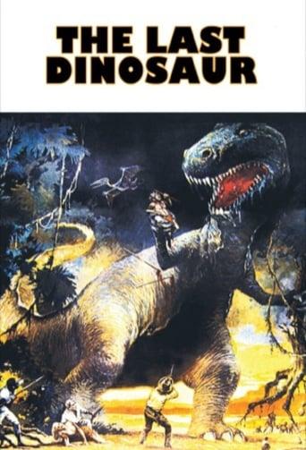 Poster of The Last Dinosaur