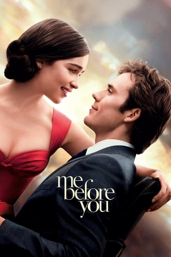 Poster of Me Before You