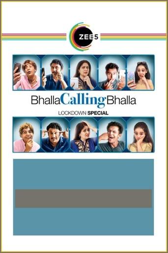 Poster of Bhalla Calling Bhalla