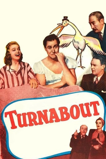 Poster of Turnabout