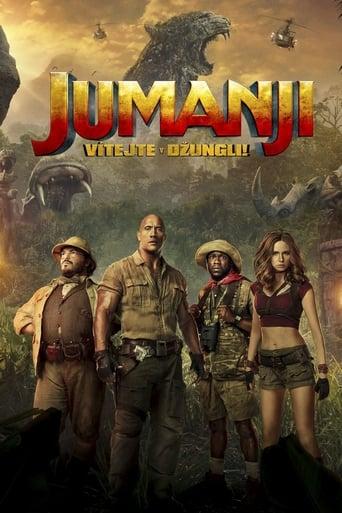 Poster of Jumanji: Vítejte v džungli!