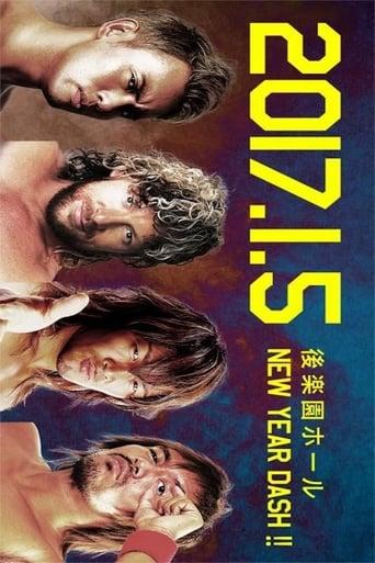 Poster of NJPW New Year Dash 2017