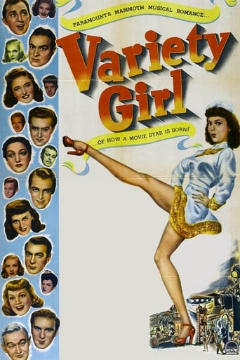 Poster of Variety Girl