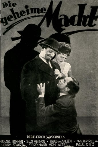 Poster of Die geheime Macht