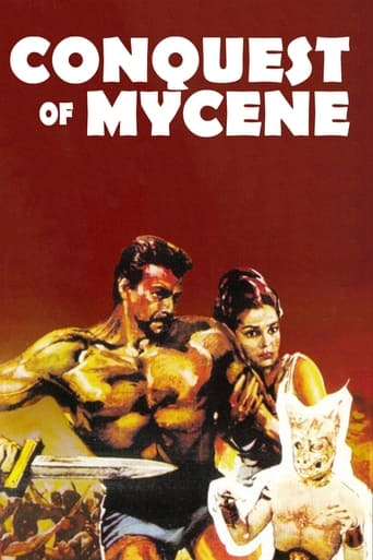 The Conquest of Mycenae