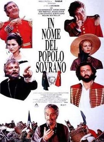 Poster of In nome del popolo sovrano